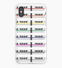 Monorails iPhone Case/Skin