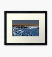 Cable Beach. Framed Print