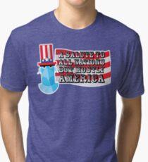 July 4th Tri-blend T-Shirt
