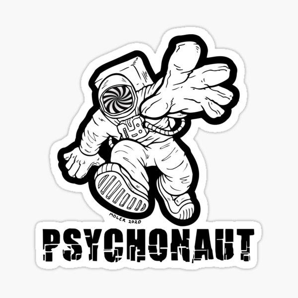 Psychonaut Sticker