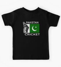 Pakistan Cricket Kinder T-Shirt