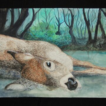 Dead in the Water  by Ashley-Elliot