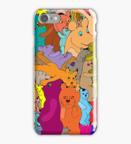 Totally Bearable iPhone Case/Skin