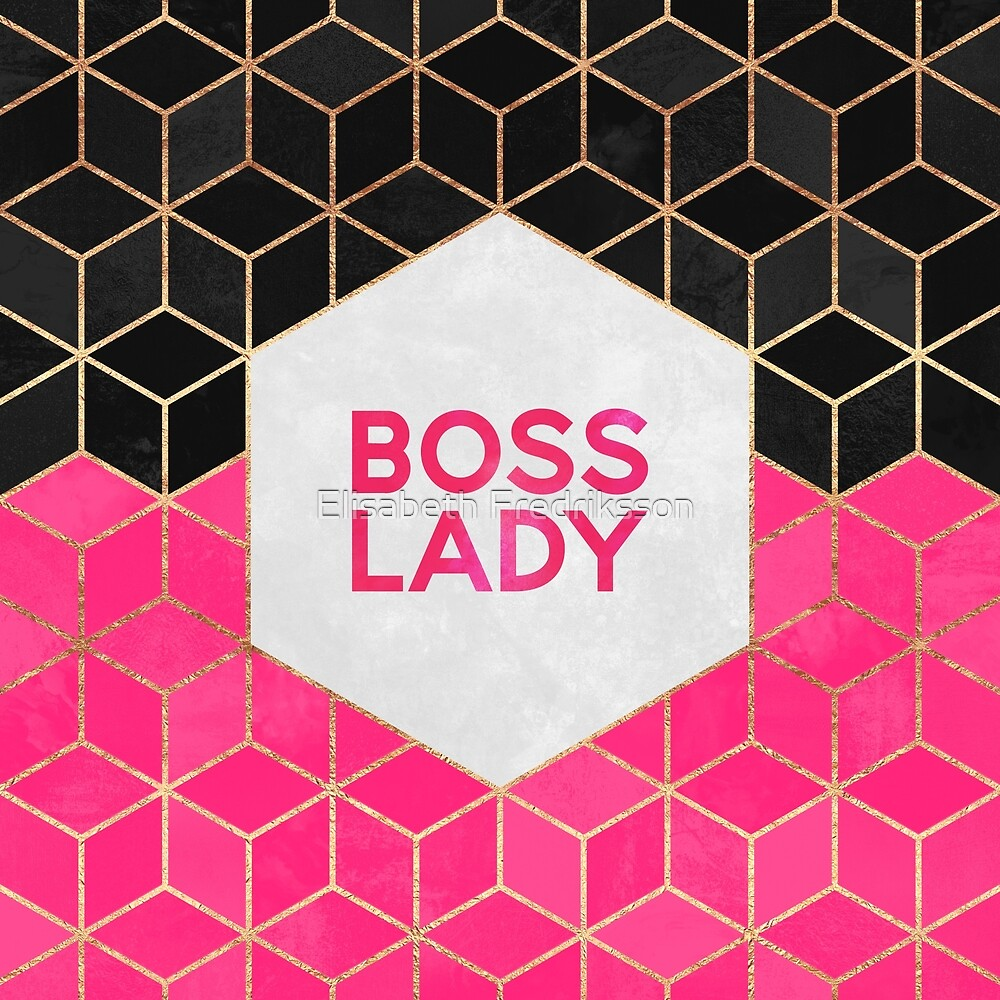 Boss Lady by Elisabeth Fredriksson