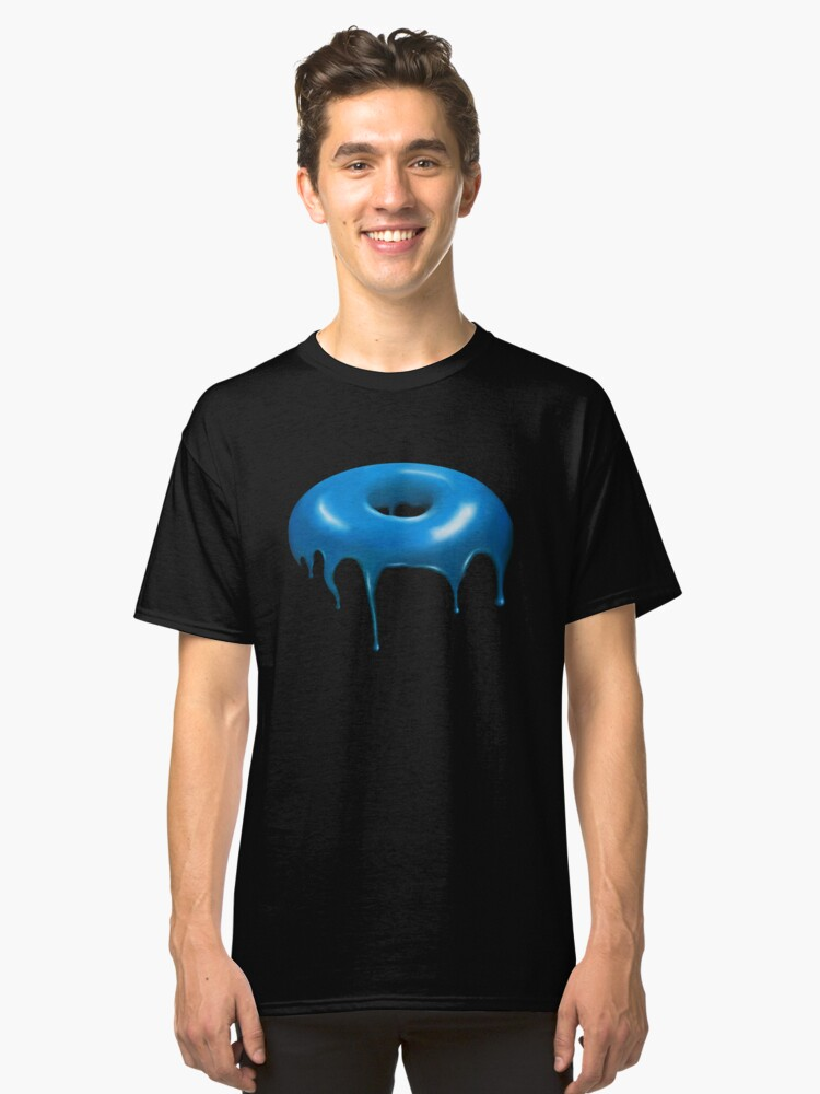 Blueberry Icing  Classic T-Shirt Front
