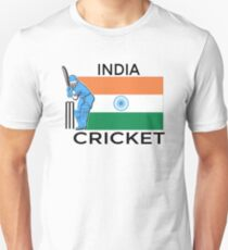 India Cricket Unisex T-Shirt