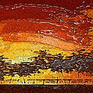 Picture 2015062 Justin Beck Warm Sunset by Justin Beck