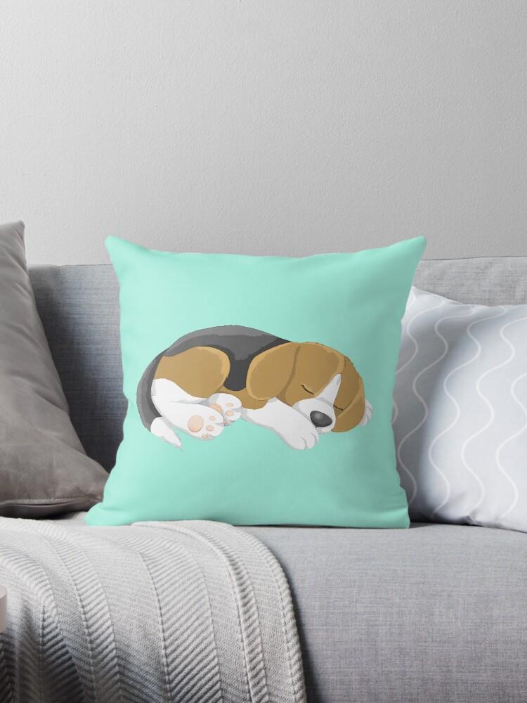 Sleeping Puppy by Katie Corrigan