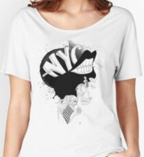 NYC Madness Women's Relaxed Fit T-Shirt
