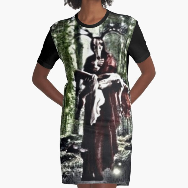Windigo Graphic T-Shirt Dress