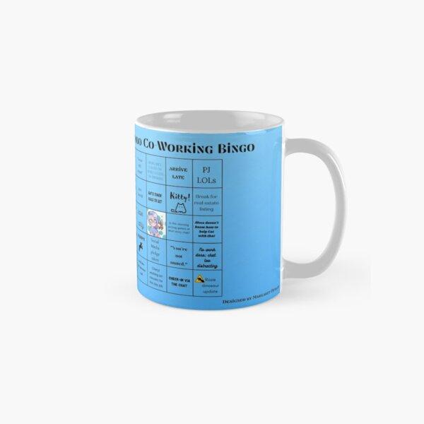 Co-working Bingo pour Mug 2021 Edition Mug classique