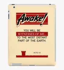 Jahrgang: Altes Erwachen mit Apostelgeschichte 1: 8 iPad-Hülle & Klebefolie