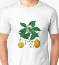 Vintage - Lemons Unisex T-Shirt
