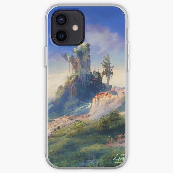Peaceful & Lush iPhone Soft Case