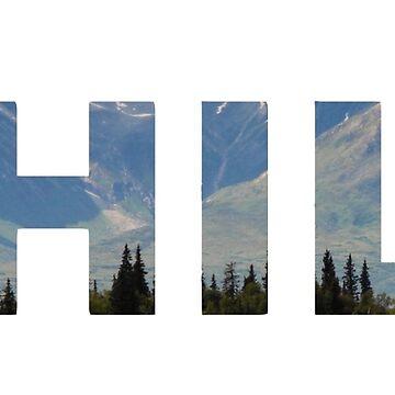 Chill Mountains by auroraflorealis