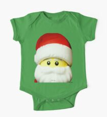 Santa Claus One Piece - Short Sleeve