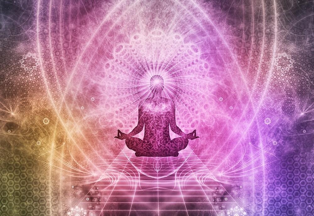 Yoga Buddha Style by Sven19864