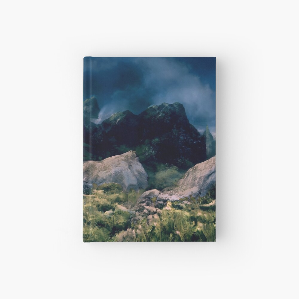 Cragly but also Lush Hardcover Journal