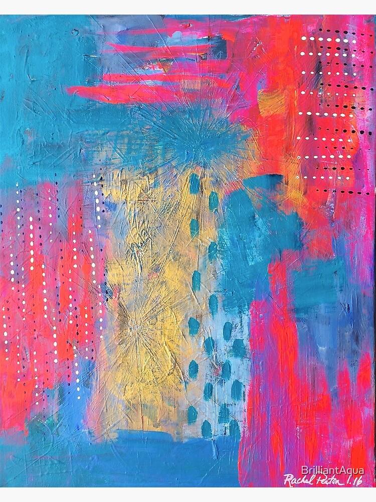 Color Study 1 by BrilliantAqua