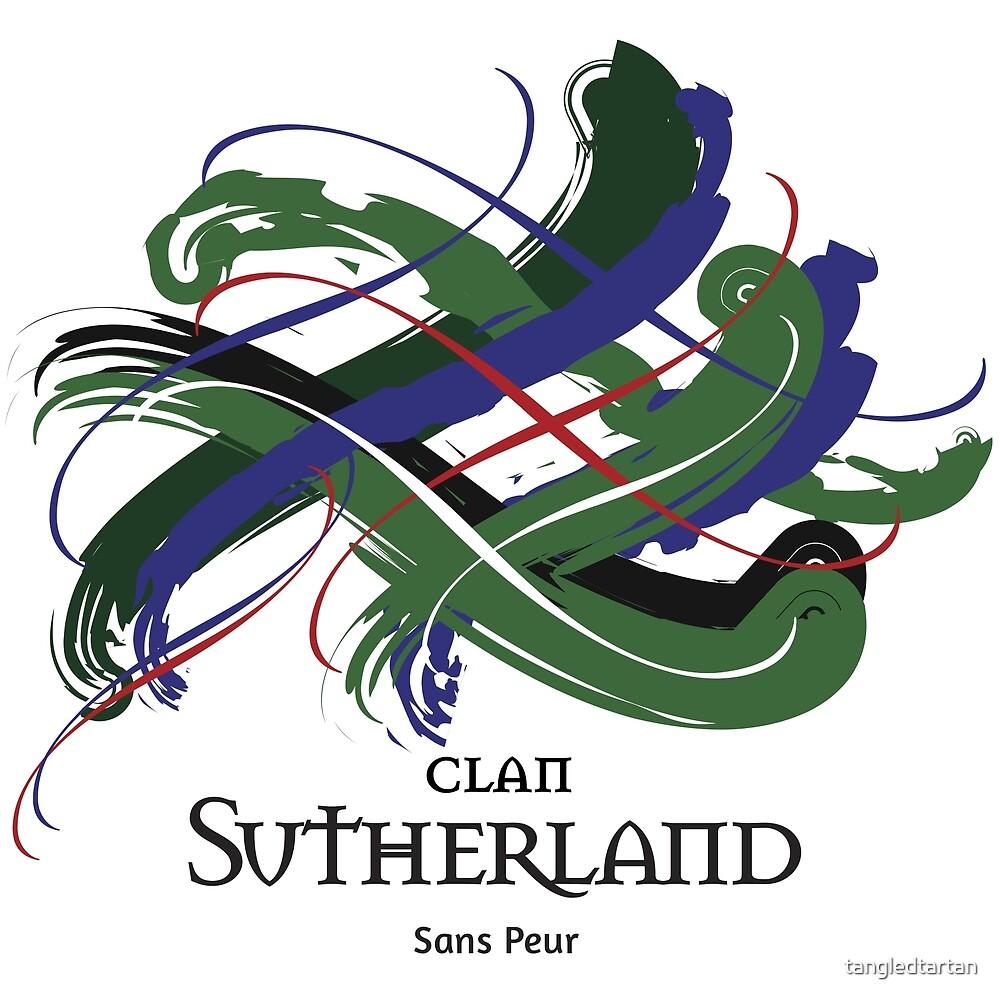 Clan Sutherland  by tangledtartan