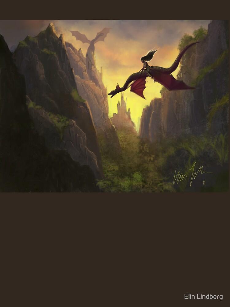 Dragon Rider by elindberg