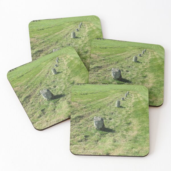 M.I. #120  ☼  Countrytide Breakers (Hadrian's Wall) Coasters (Set of 4)
