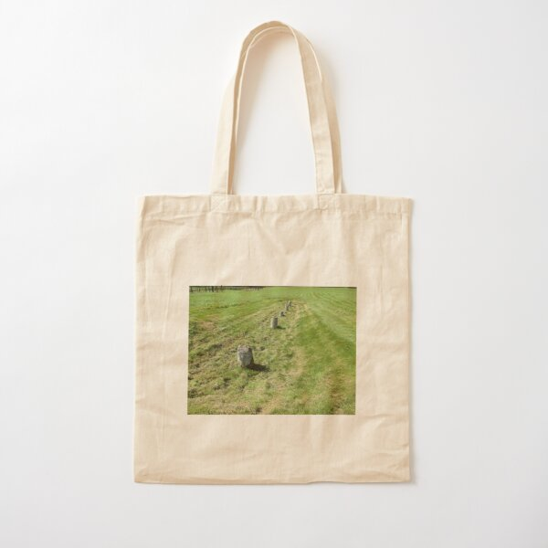 M.I. #120 |☼| Countrytide Breakers (Hadrian's Wall) Cotton Tote Bag