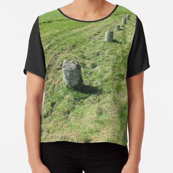 M.I. #120 |☼| Countrytide Breakers (Hadrian's Wall) Chiffon Top