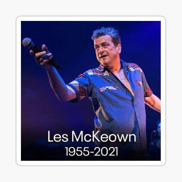 Rip Les Mckeown Sticker