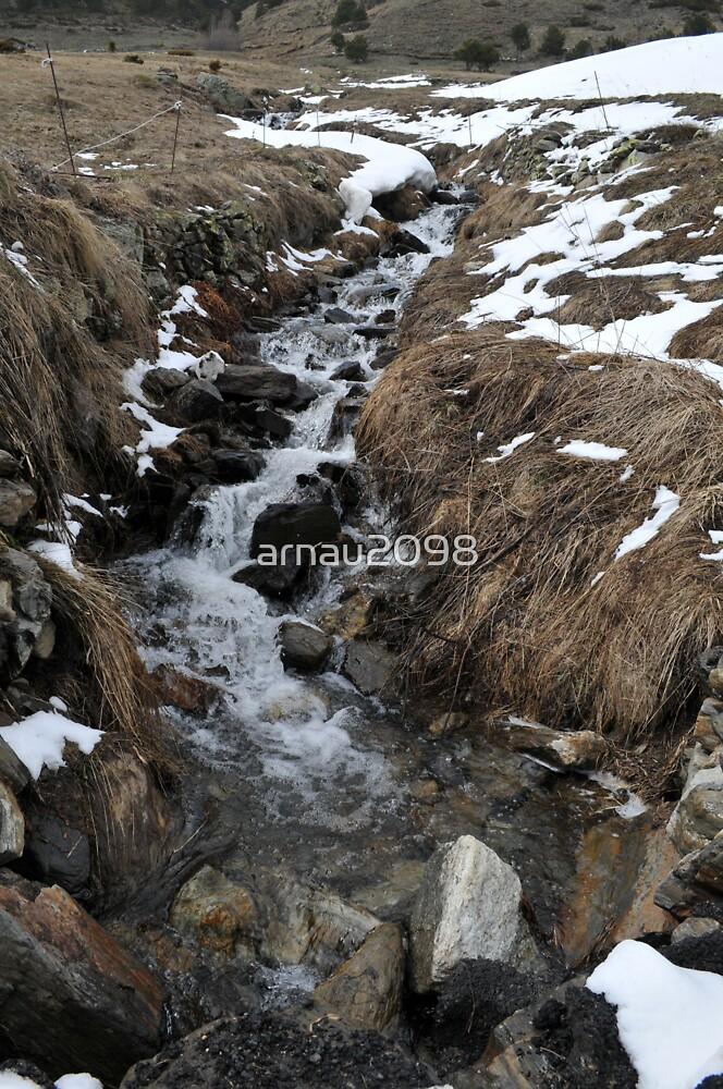 River Andorra La Vella by arnau2098