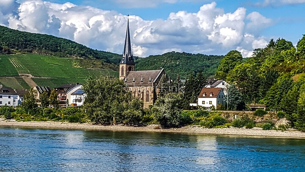 Along the Rhine by Sherri Fink