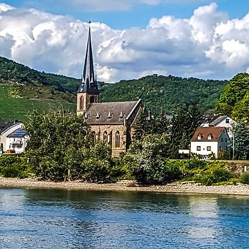 Along the Rhine by sherfin