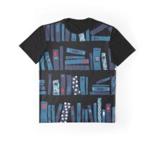 Keep Reading. Black. Graphic T-Shirt