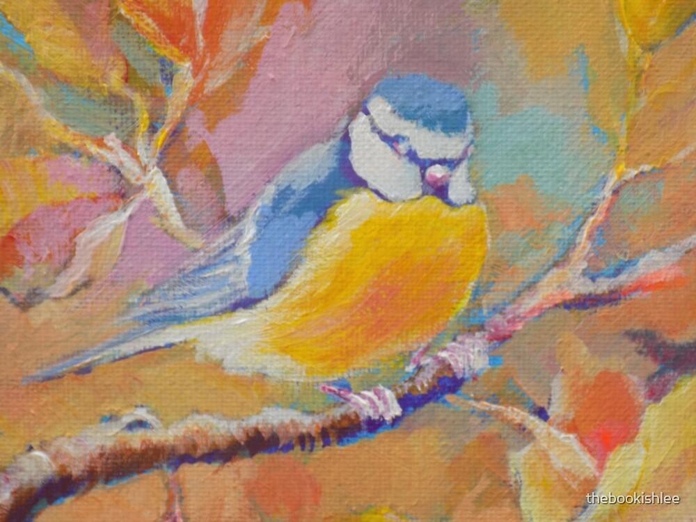 Little Bird Sitting In A Tree by thebookishlee
