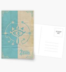Breath of the Wild Postcards