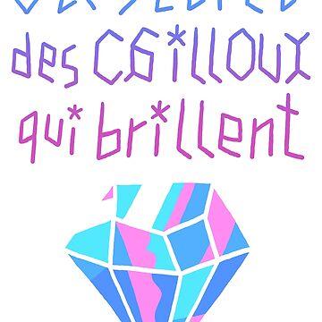Le Secret des Cailloux qui Brillent by magiemagiemagie