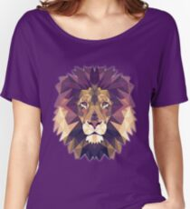 T-shirt Lion Women's Relaxed Fit T-Shirt