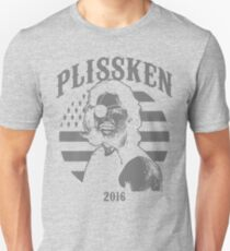 Plissken For President 2016 Unisex T-Shirt