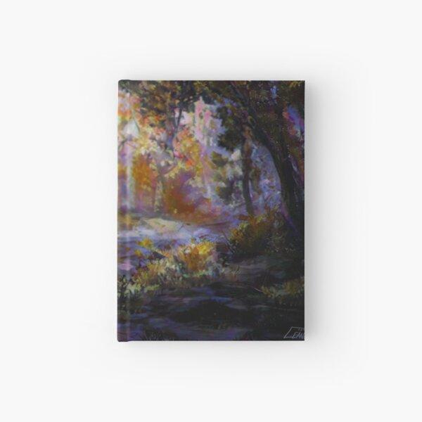 Early April Landscape Hardcover Journal