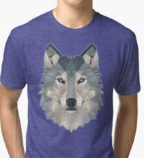 T-shirt Wolf Tri-blend T-Shirt
