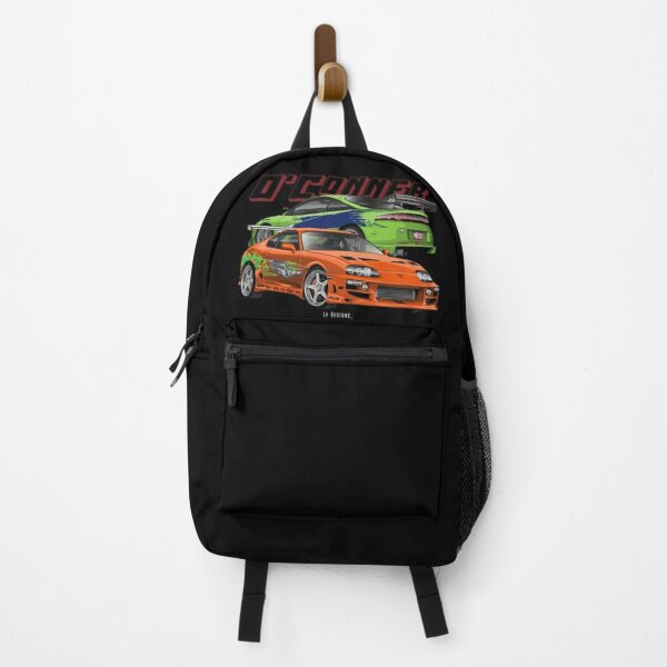 Supra Mk IV & Eclipse Gs - Fast And Furious Backpack