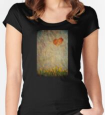 Conceptual  Women's Fitted Scoop T-Shirt