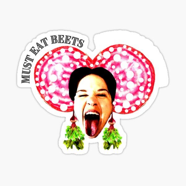 Must Eat Beets Sticker