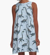 Nessie A-Line Dress