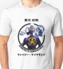 Josuke Higashikata jojo's bizarre adventure T-shirt unisexe