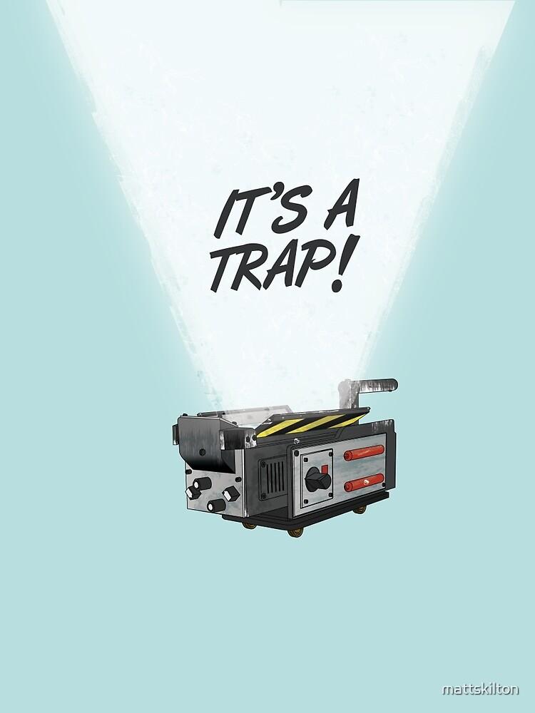 It's a trap! by mattskilton