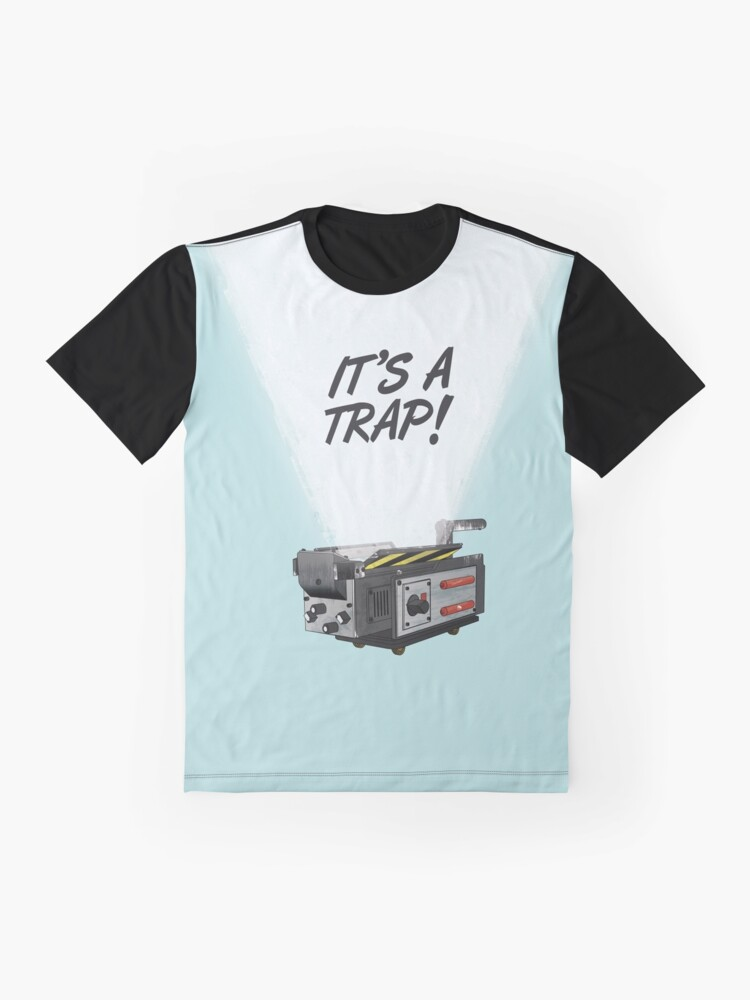 Alternate view of It's a trap! Graphic T-Shirt