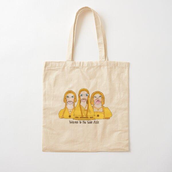 Amanda, Susan y Bridgette Bolsa de algodón