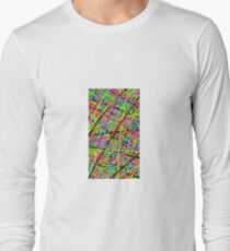 Colour Coverage Long Sleeve T-Shirt