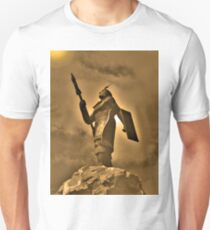 Inca King Huayna Capac Appeals To The Sun God Unisex T-Shirt